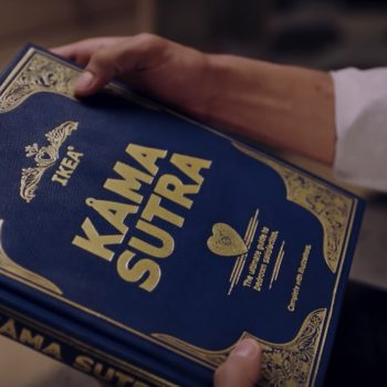 IKEA just released a sex-themed furniture commercial, and this is the content we crave