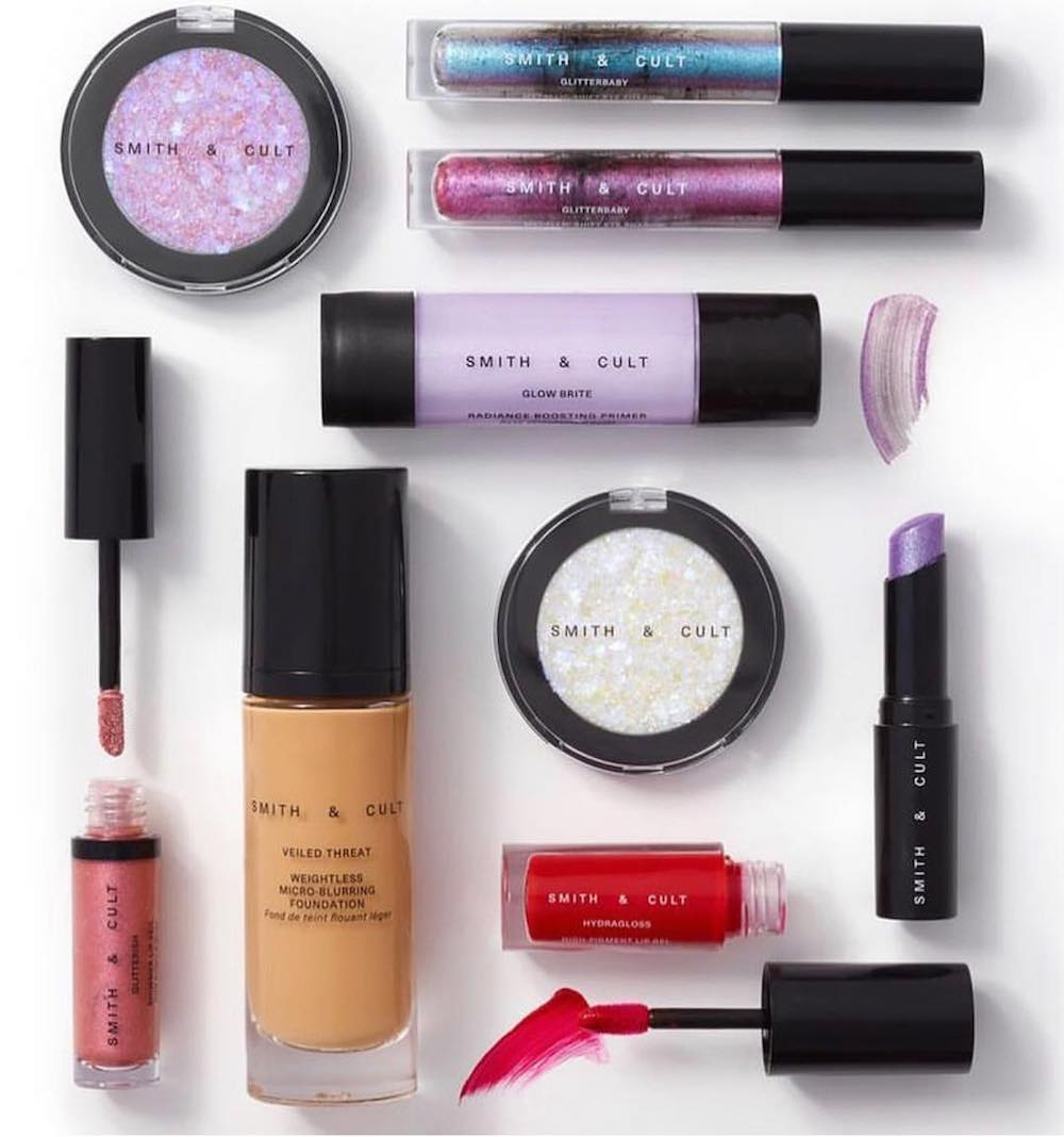 Smith and Cult relaunched its makeup line with over 100 products, and you can get them at Ulta