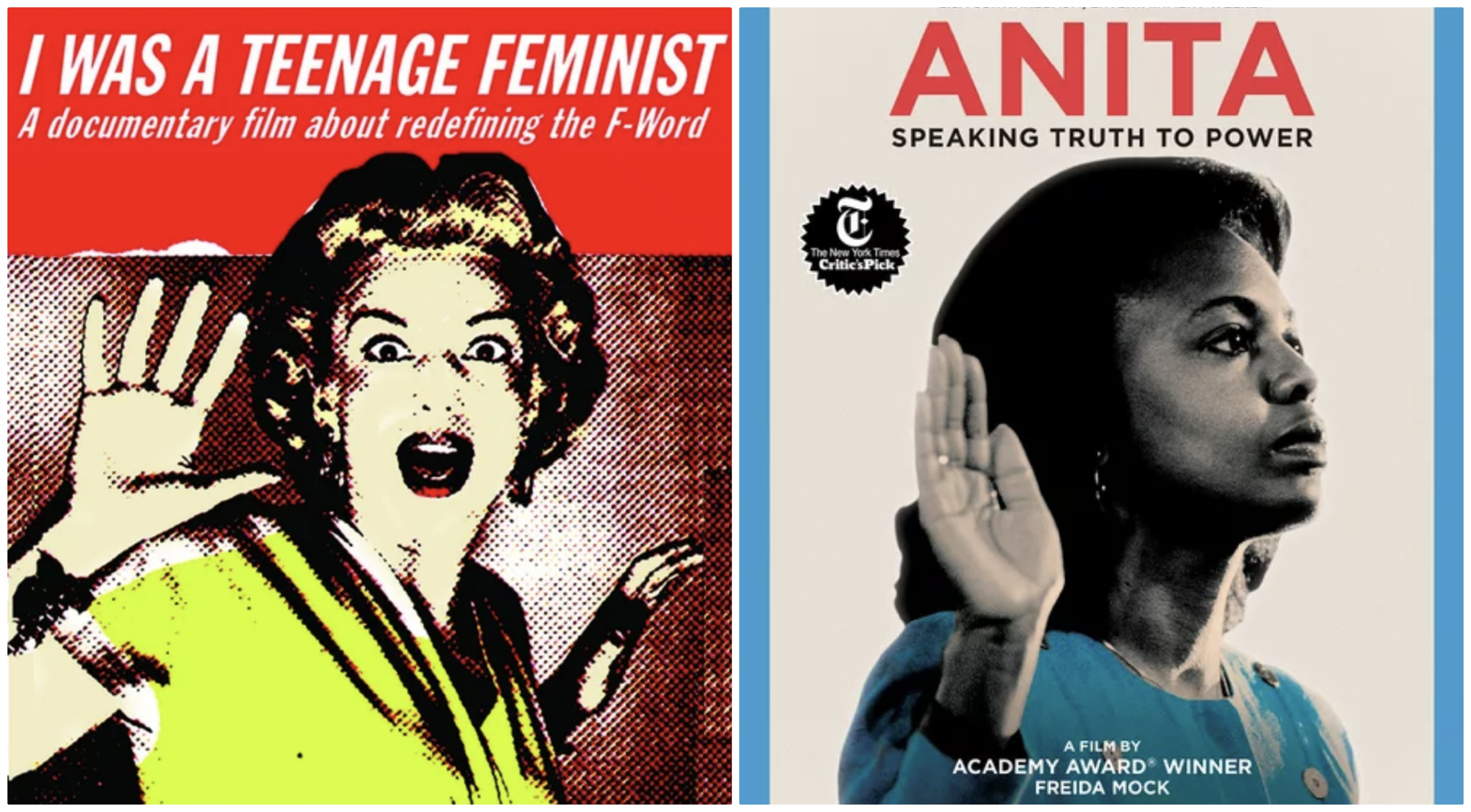 15 feminist films you can stream for free during Women's History Month