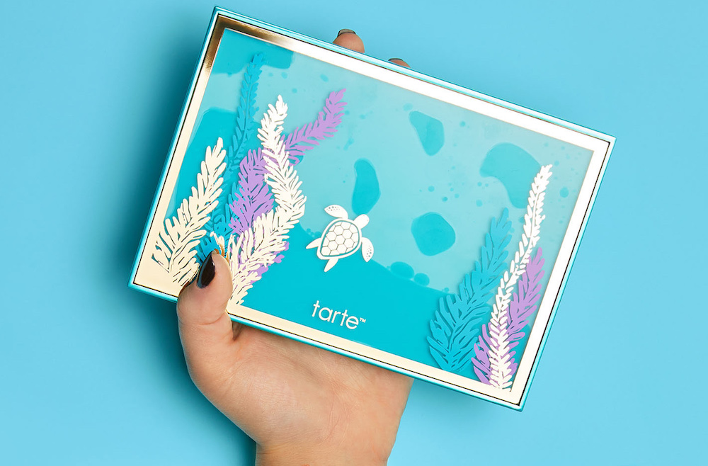 Tarte Launches Rainforest of the Sea High Tides and Good