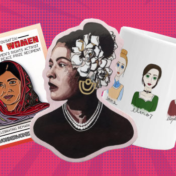 """Shop Etsy's """"Fearless Women"""" collection if you want to wear your politics on your sleeve—literally"""
