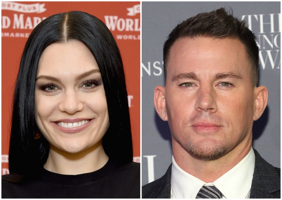 Jessie J shared a poetic DM from Channing Tatum, and we're not sure how to feel