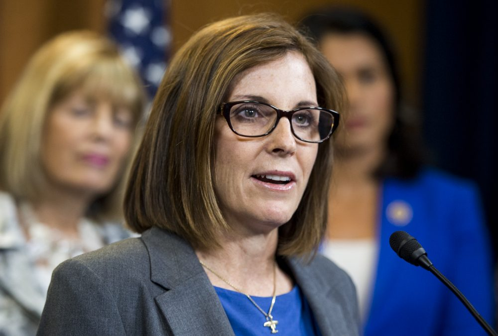 Martha McSally, a freshman GOP senator, revealed she was raped while serving in the military