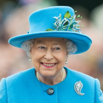 Queen Elizabeth posted her first Instagram message ever, and it's so sneakily feminist