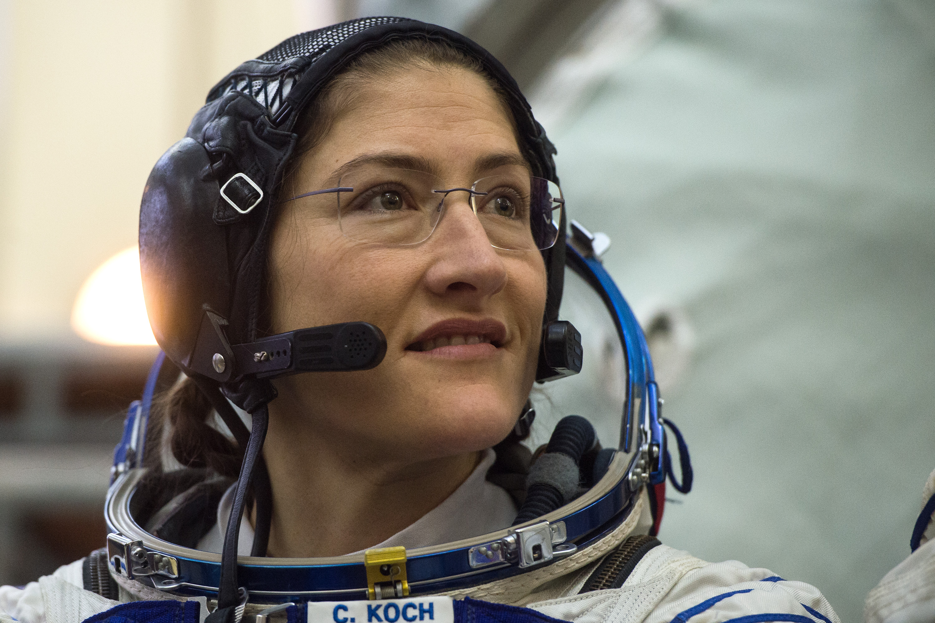 NASA is conducting its first-ever all-female spacewalk this month, and we're cheering at our desks