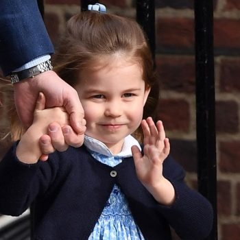 Prince William's adorable nickname for Princess Charlotte will make you melt