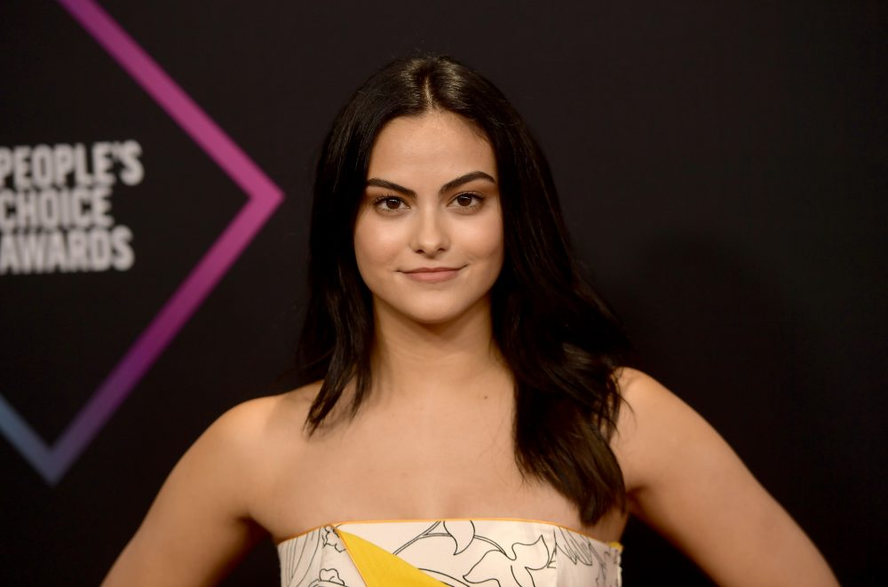 This is why Camila Mendes doesn't discuss her IRL romance with costar Charles Melton
