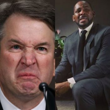 From R. Kelly to Brett Kavanaugh, we're done with men's performative rage