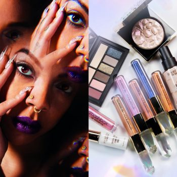 Smashbox teamed up with the internet's favorite bruja, The Hoodwitch, on a magickal makeup collection