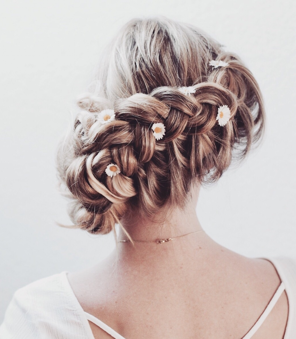 Bridal hair inspo, courtesy of the best hairstylists on Instagram