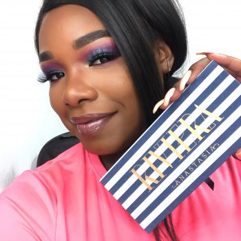 I tried Anastasia Beverly Hills' Riviera palette, and now I'm giving neutral eyeshadow the boot