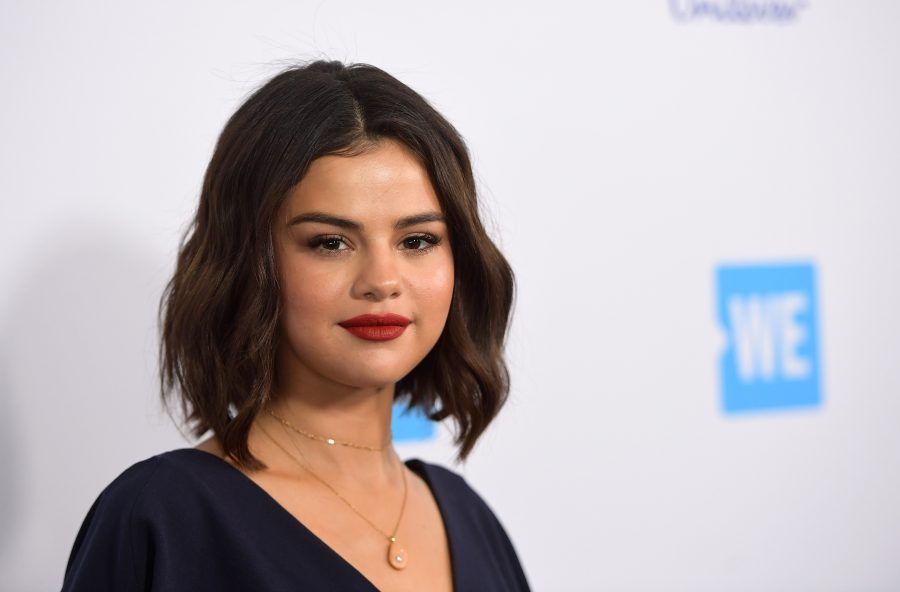 Selena Gomez noticed something really disturbing about Snapchat's filters