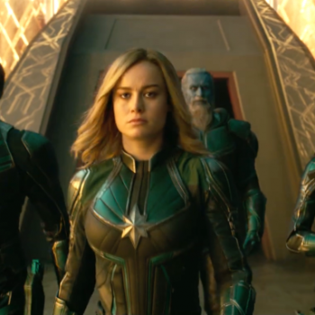 <em>Captain Marvel </em> already hit this huge box office milestone, and yaasss, Carol!