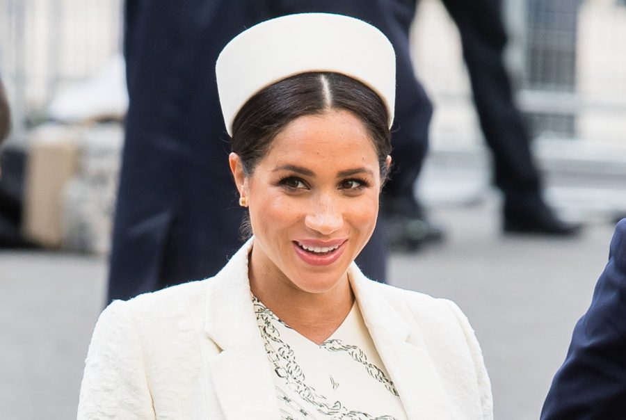Meghan Markle is taking style cues from Jacqueline Kennedy Onassis