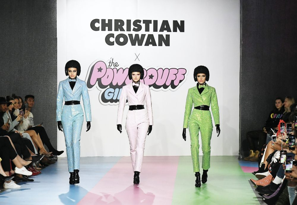 The photos from this <em>Powerpuff Girls</em>-themed fashion show are sugar, spice, and everything nice