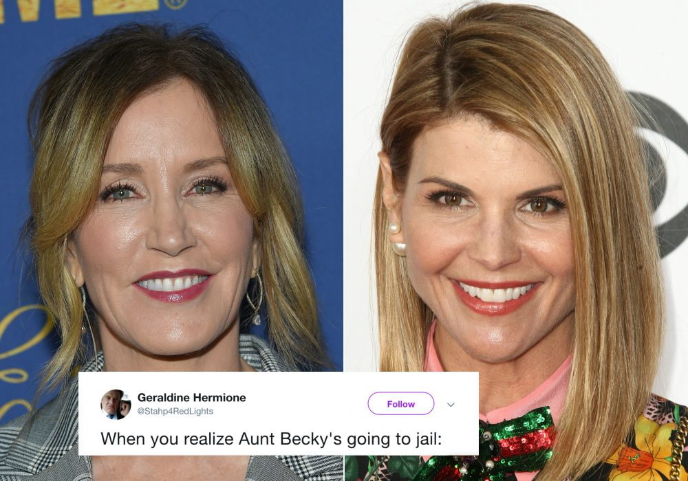 The most fire tweets about the college admissions scandal, for your viewing pleasure