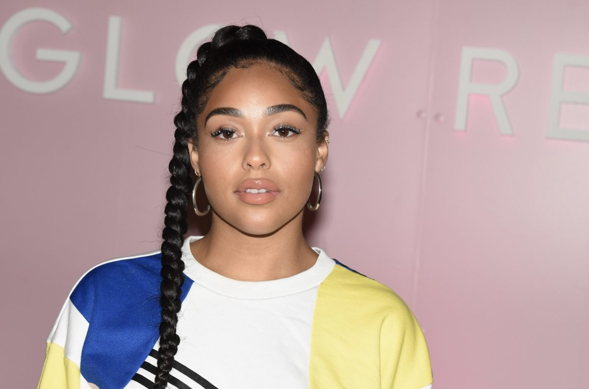 A Brand Insulted Jordyn Woods' Natural Hair, And It's Not