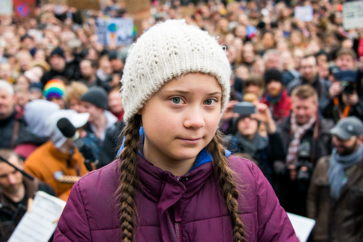Climate change activist Greta Thunberg, 16, has been nominated for the Nobel Peace Prize, and this is so badass