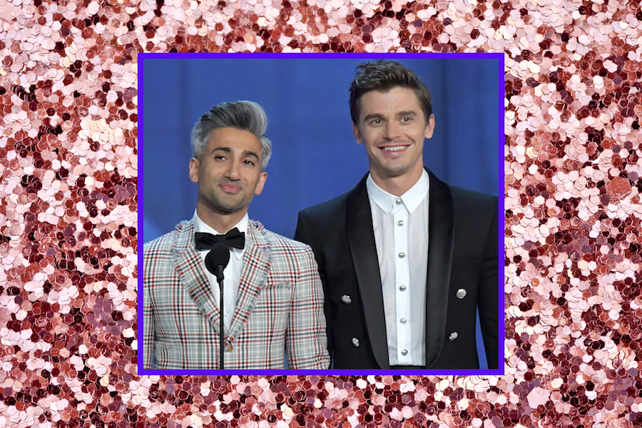 Queer Eye's Antoni and Tan made us laugh for 30 minutes straight, and they'll make you laugh, too