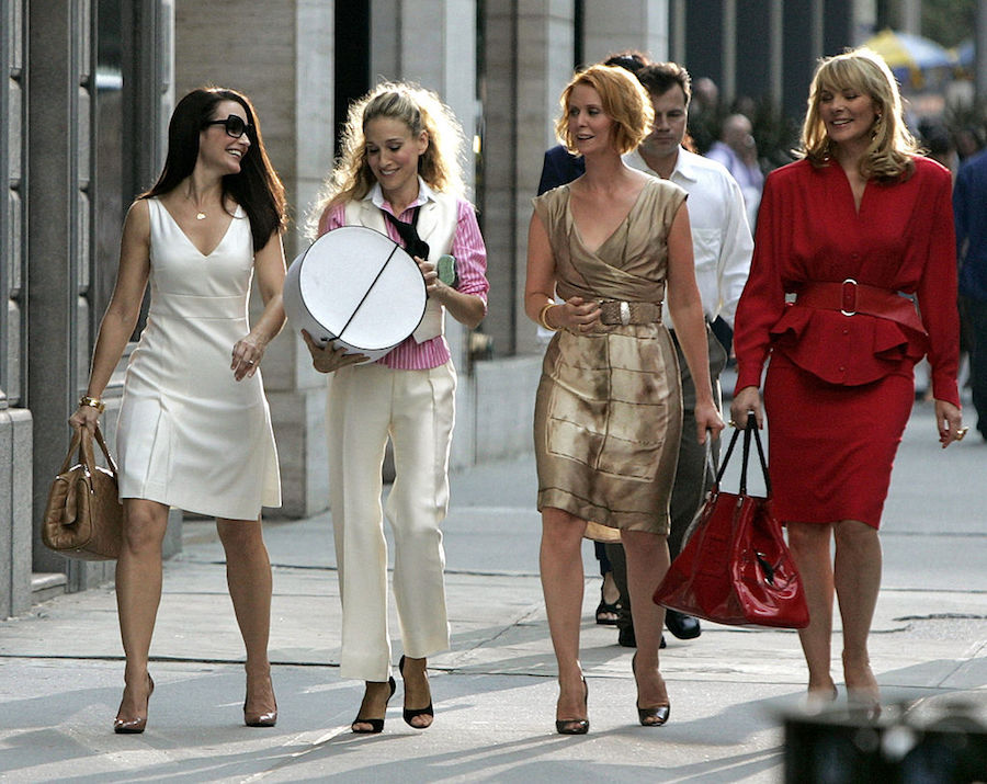 I rewatch all of <em>Sex and the City</em> at least once a year, and it hasn't aged well