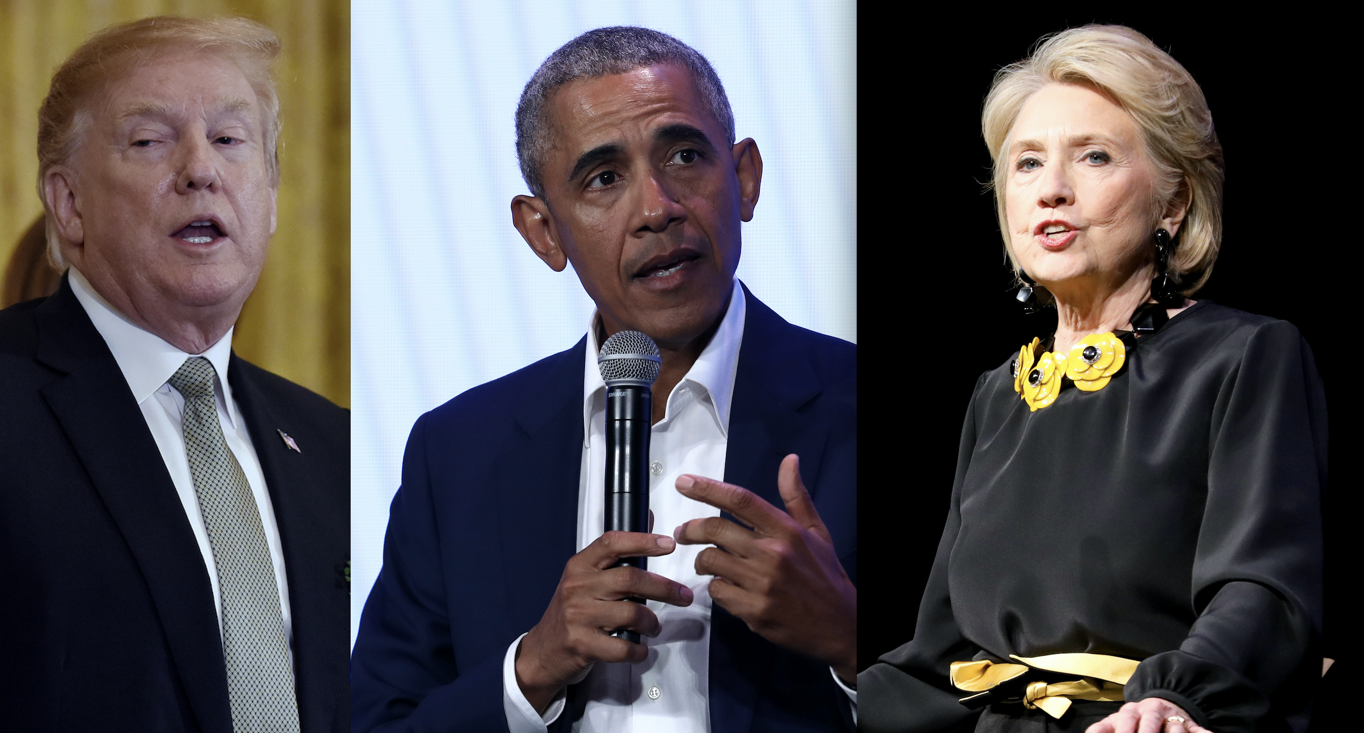 Barack Obama, Hillary Clinton, and other world leaders are posting messages in the wake of the New Zealand mosque shootings