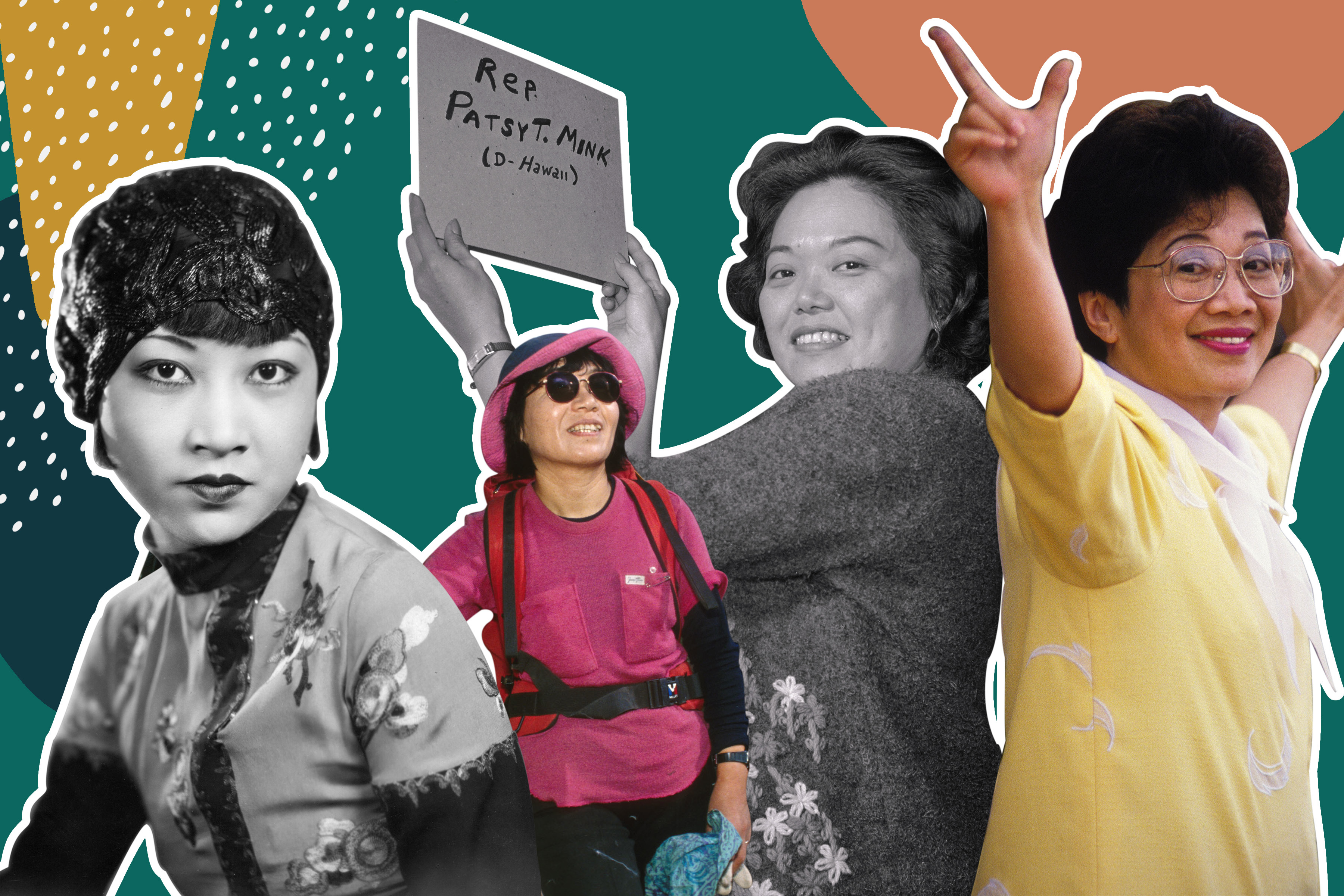 10 Asian and Pacific Islander women you should have learned about in history class
