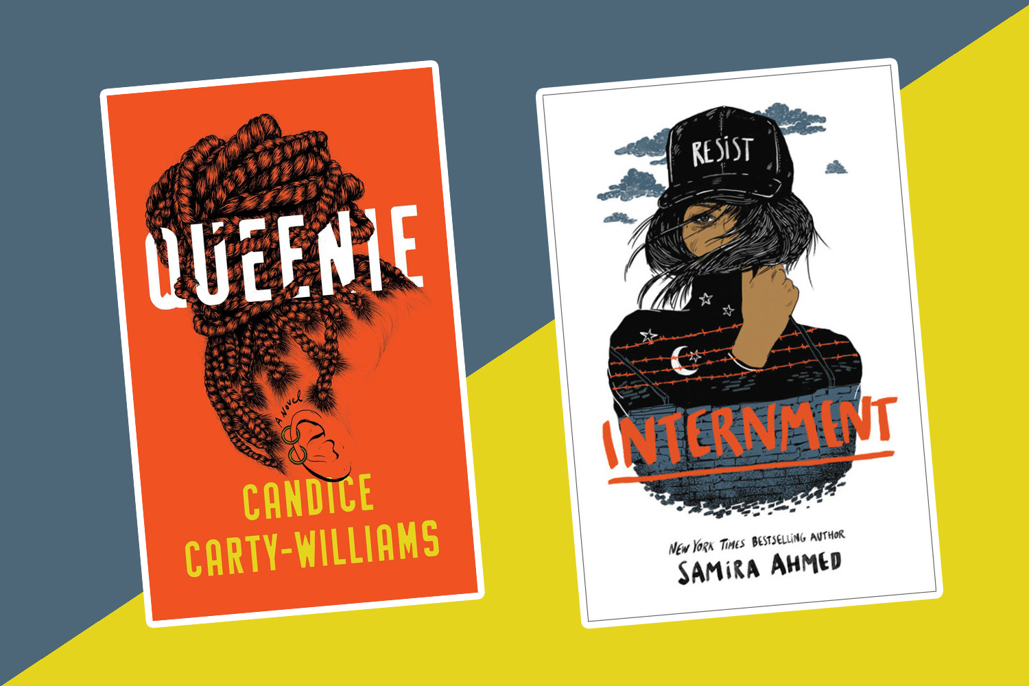 The best new books to read this week: <em>Queenie,</em> <em>Internment,</em> and more
