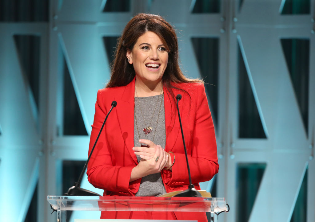 Monica Lewinsky wishes social media had been around in the '90s for this super empowering reason