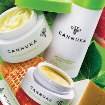 Ulta is now carrying a truly unique CBD skin care brand