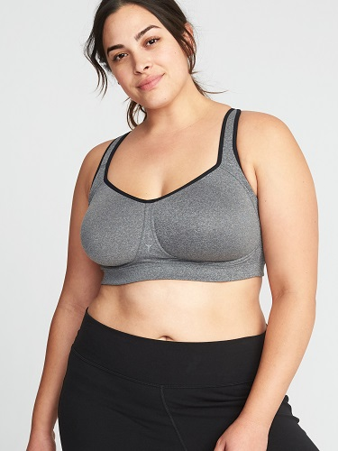 d48099d283c70f 6Old Navy High-Support Plus-Size Mesh-Racerback Sports Bra. Old Navy