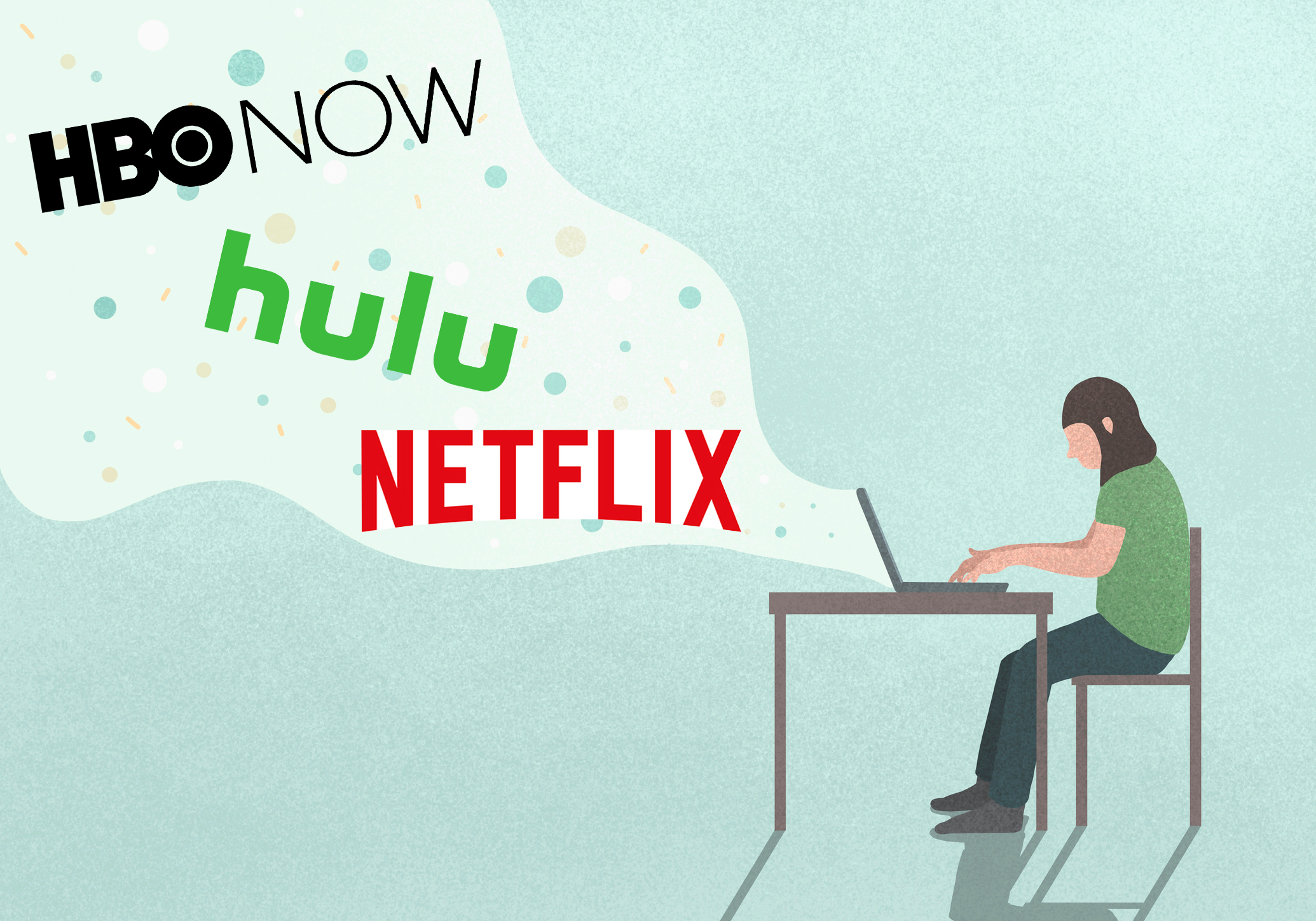 You can get paid to watch Netflix, because dreams really do