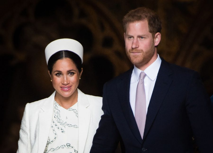 Queen Elizabeth reportedly vetoed Meghan Markle and Prince Harry's plans for royal independence