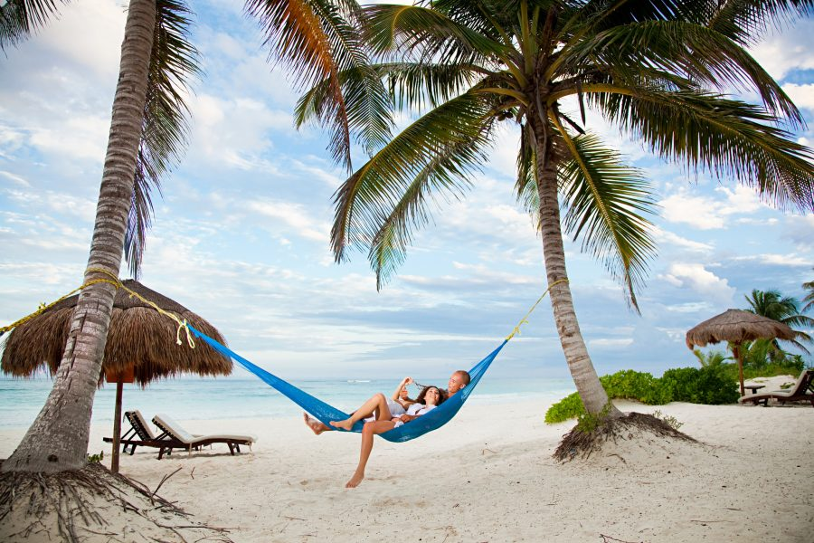 Apparently newlyweds are taking honeymoons without their spouses, and what