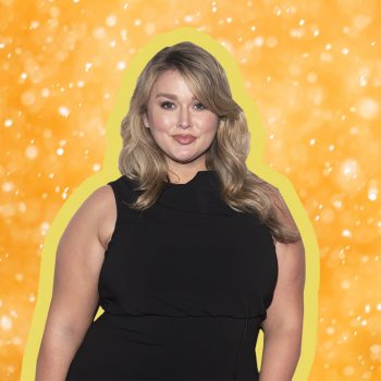 Hunter McGrady gives us five body positive lessons in five minutes