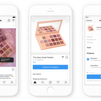 Instagram just introduced a new shopping feature that's going to make it way too easy to spend all your money