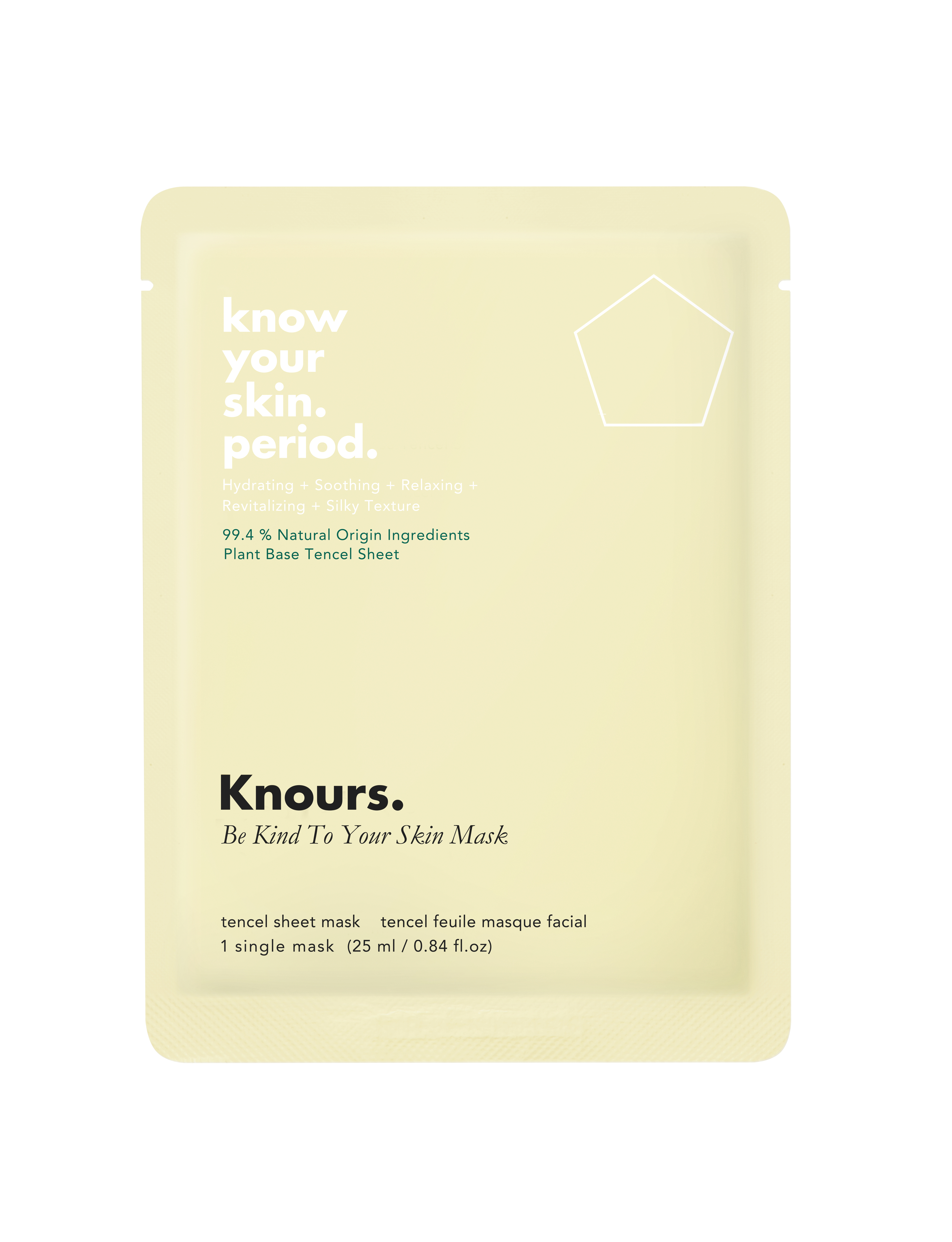 Knours Skin Care Launches Sheet Mask Targeting Period Skin