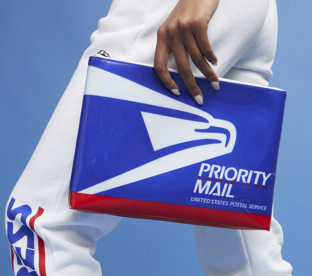 Forever 21 launched the most unexpected collab with...the United States Postal Service
