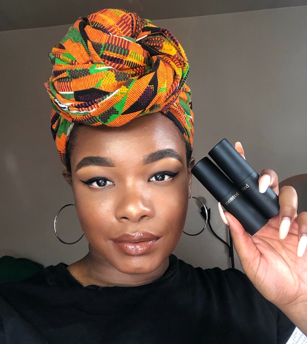 I tested Mented Cosmetics' first-ever foundation on my oily, dehydrated skin