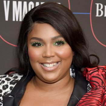 Lizzo is in the newest issue of <em>Playboy</em>, redefining the centerfold