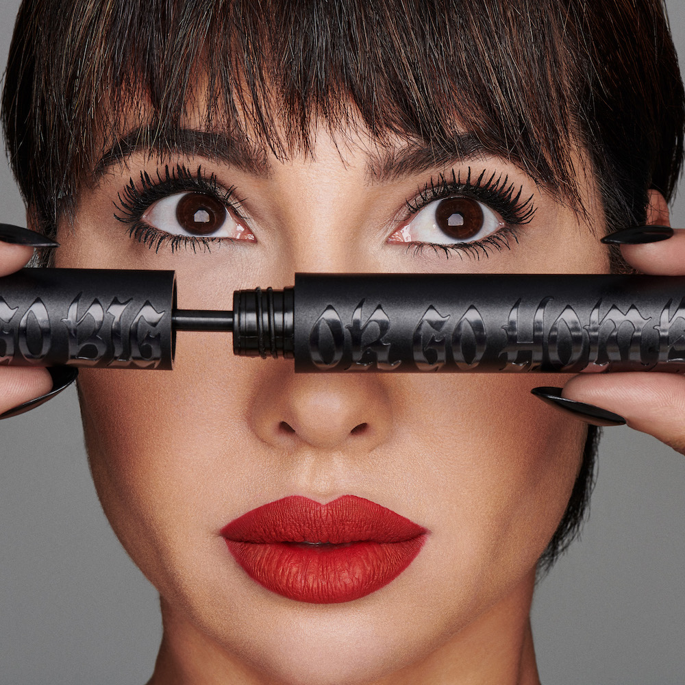 Jackie Cruz tells us why being the face of Kat Von D Beauty's new mascara is a dream for her
