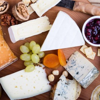 So, cheesemakers discovered that cheese ages better after exposure to hip hop music