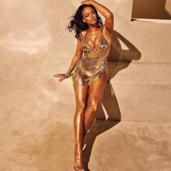 Fenty Beauty is bringing back Body Lava with a shade inspired by the iconic Trophy Wife highlighter