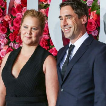 Amy Schumer included her husband's autism diagnosis in her Netflix special for this uplifting reason