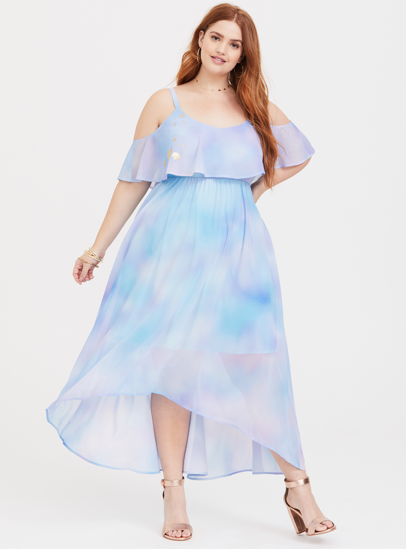09e6110c3b52 Torrid Launches The Little Mermaid Plus Size Clothing Collection ...