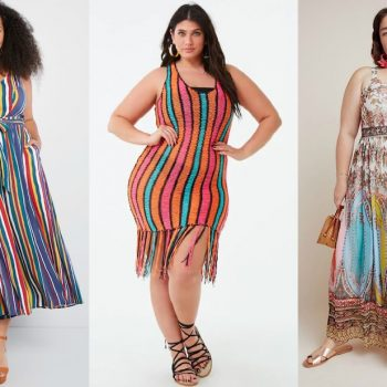 Plus-size outfits to wear at Coachella while you're dancing to Bad Bunny