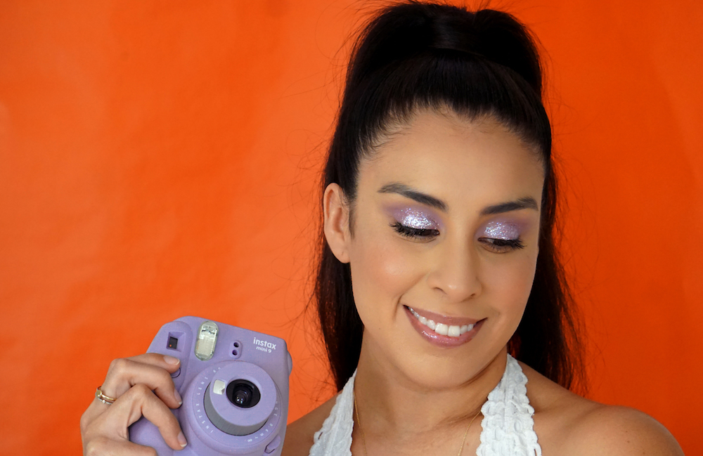 The easiest glitter makeup looks to try for Coachella