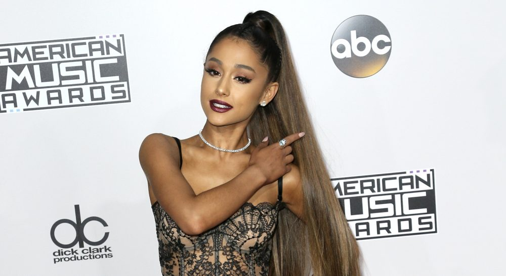Ariana Grande shared a message about when it's okay to cut people out of your life, and it's a must-read