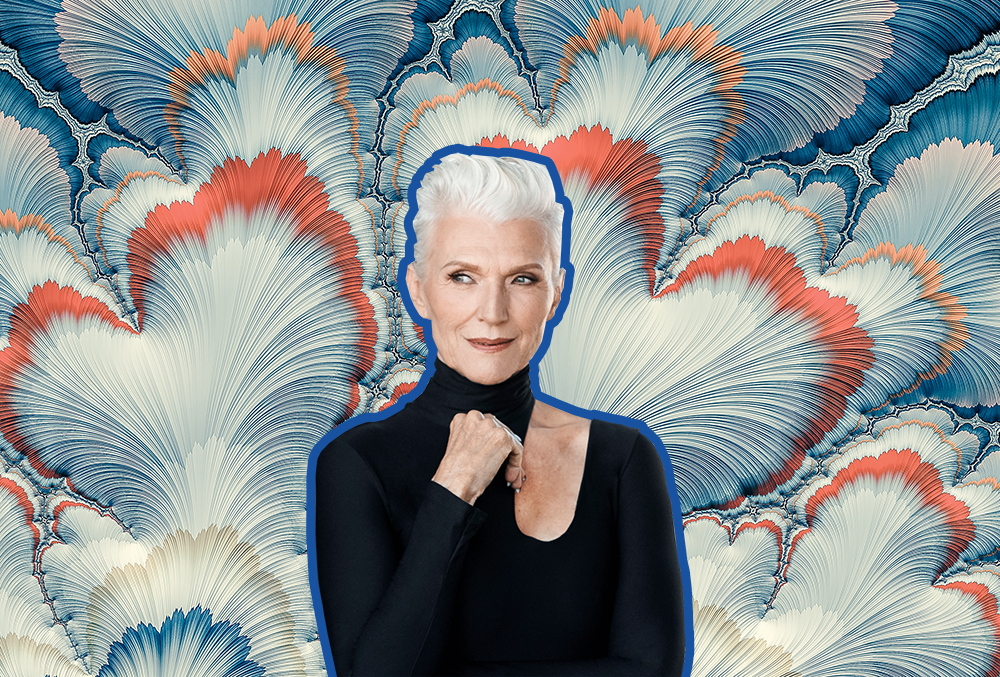 Maye Musk On Aging, Modeling, and CoverGirl's Simply Ageless Line