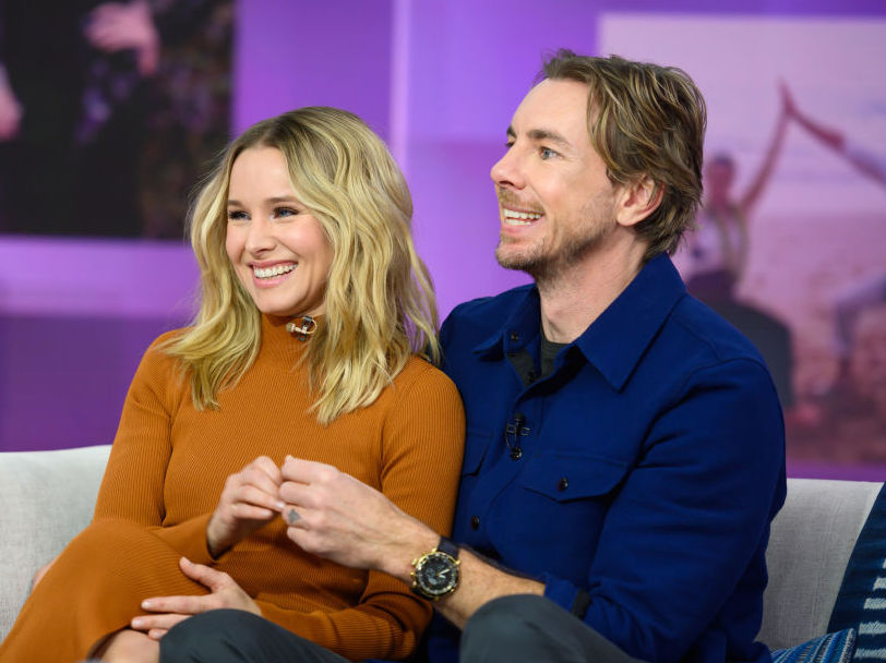 Dax Shepard revealed the best present Kristen Bell ever gave him, and this will make you happy-cry