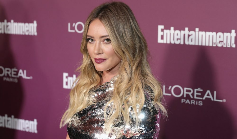 Hilary Duff just shared an intimate video of her daughter's water birth, and get ready to melt